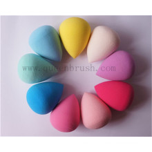 Hydrophilic Skin Care Beauty Accessory Latex-Free Waterdrop Shaped Makeup Sponge