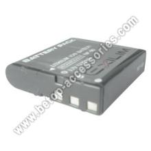 Câmera Casio bateria NP-40