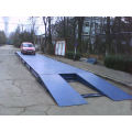 3 * 18m tragbare elektronische LKW-Skala