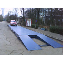 Wiegebrücke Easy Move 20 ~ 100ton