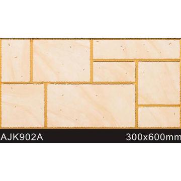 Fábrica de Foshan para los azulejos de la impresión de inyección de tinta 3D (AJK902A)