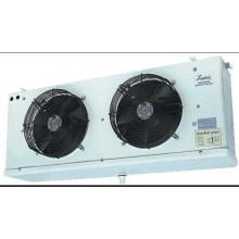 Refrigerador de ar de refrigeração e evaporador para sala fria, incluindo ventilador axial
