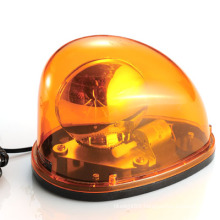 LED Halogen Lamp Warning Beacon (HL-102 AMBER)