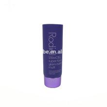 tubo de leite de pele vazios tubos recarregáveis para creme dental