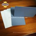 JINBAO 1.22x2.44m pvc board 20mm rigid pvc sheet 1.5 density