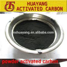 200-325 compradores de carbón activado en polvo de malla