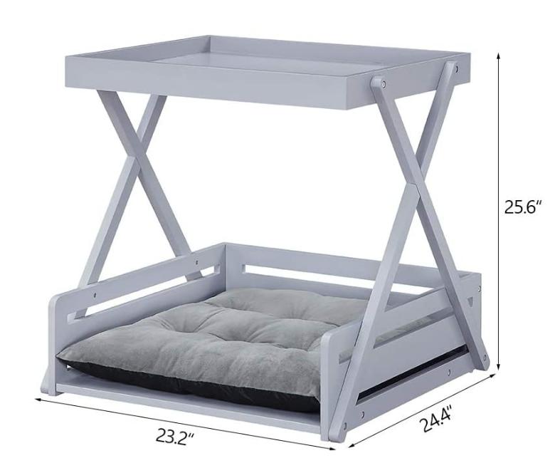 Wooden Kitten Bed415154927