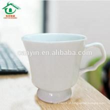 2015 Cerâmica de alta qualidade cor sólida cerâmica nab xícara