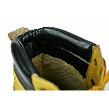 Full Grain  Leather  Construction Safety Footwear