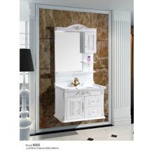 Настенный современный шкаф для ванной комнаты из ПВХ (9505)