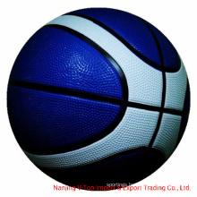 12 Panels High Quality Rubber Basketball Size 7
