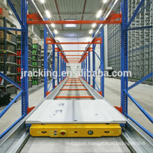 Heavy Duty Warehouse Storage FIFO Pallet Shuttle Racking System