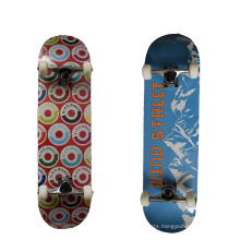 2017 high quality cheap complete skateboard for distribution