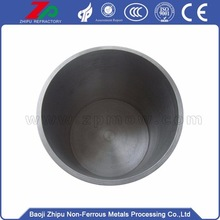 factory price lathing W1 tungsten crucible