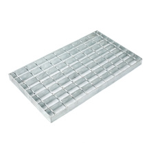 Steel Structure Plain Steel Grating Panel