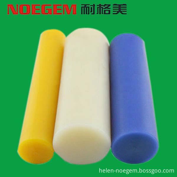 Polyamide Plastic Rod Pa Round Rod Nylon Bar