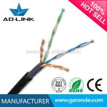 Número um produtos Utp Cat5e Outdoor Network Cable