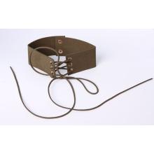 Art und Weise PU-Choker-Halsketten-Fabrik-direkter Preis-Großverkauf