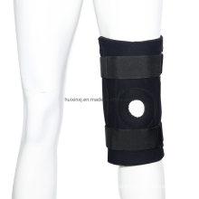 Neoprene High Quality Hinged Knee Brace Knee Support Knee Sleeve Kn-052