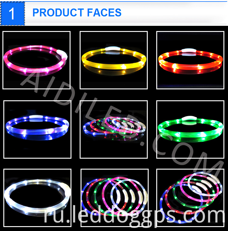 Led Light Collar For Dogs