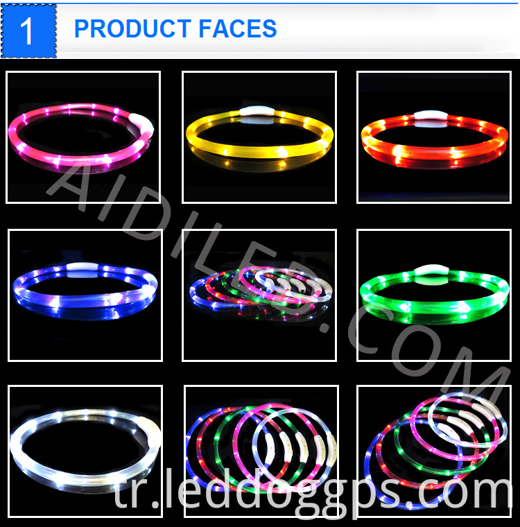 Led Collar For Dogs