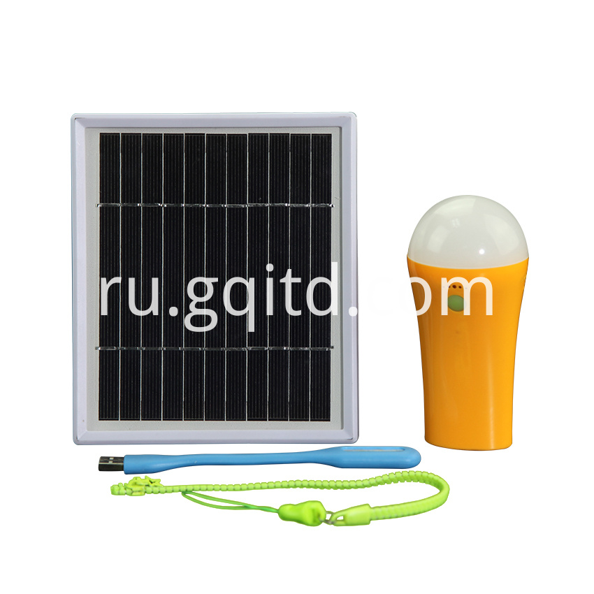 solar power torch