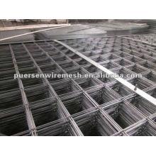 Construcción pesada malla de refuerzo de acero