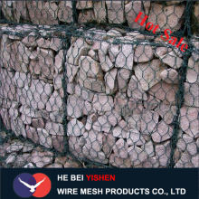competetive  price pvc coated gabion mesh