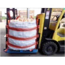Ventilated Jumbo Bag for Packing Potatoes, Onions,