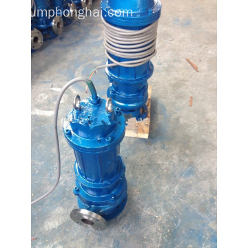 QW seri pompa air submersible air garam listrik