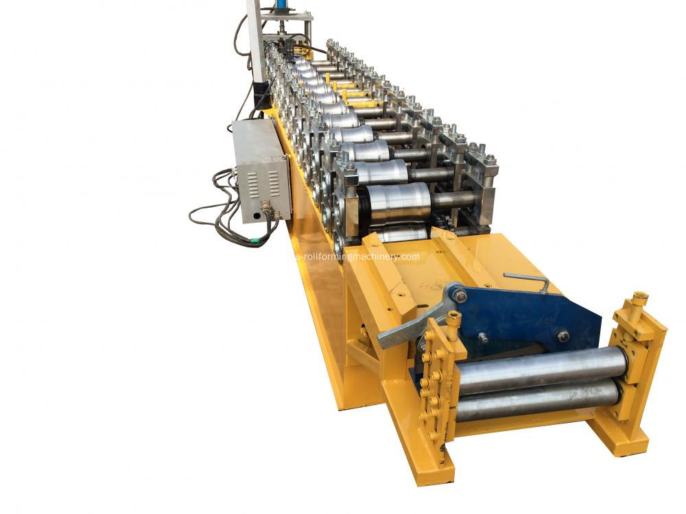 Shutter Door Roll Forming Machine Equipment