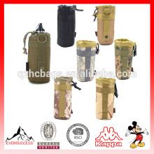 Armée tactique extérieure sac militaire de bouteille d'eau de sac de poche de paquet de poche
