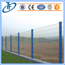 Twin Mesh Panel Fencing Systems