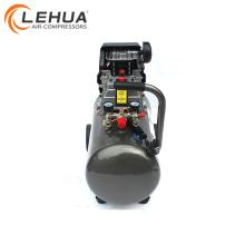 Komplette Spezifikationen 8 bar Pumpmaschine 50L tragbare Luftkompressor