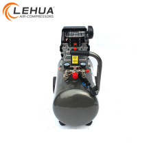 Spécifications complètes 8 bar machine de pompage 50L compresseur d'air portable