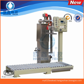 200kg Automatic Liquid Filling Machine for Coating/ Paint/Ing Filling Packing Machine