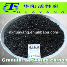 8x30 mesh granulated activated carbon at reasonable price per ton