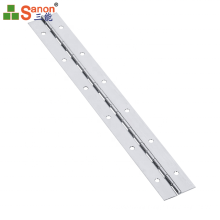 China Supplier Custom Furniture Stainless Steel 304 Continuous Piano Hinge  individual stainless hinge