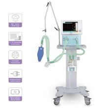 Combinación óptima de ventilador invasivo y no invasivo