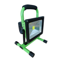220V 50W 10h LED Rechargeable Emergência Floodlight