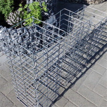 Rock Welded Wire Gabion Box Retaining Wall