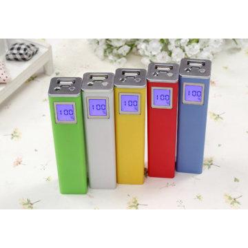 Parfüm Powerbank 2600mAh Portable Powerbank