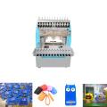 Fabrikpreis Soft PVC Markenmaschine für Schlüsselbund