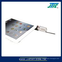 Multi-function security cable lock for ultrabook