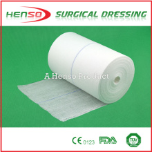 Henso 2ply 4ply 100% Cotton Gauze Roll