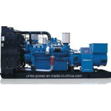 1000kVA Open Type Mtu Generator Set with CE ISO