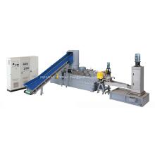 Máquina de peletización de película de plástico estéril