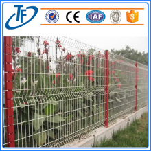Best quality 3 folds garden panel fence