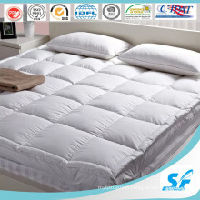King Double Layer Goose Down/ Feather Mattress Toppers
