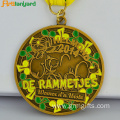 Custom Zinc Alloy Antique Medals For Sale